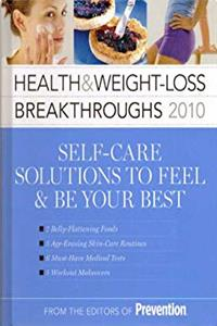 Prevention's Health & Weight-Loss Breakthroughs 2010 epub download