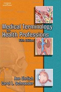 Medical Terminology for Health Professions, 5th Edition epub download