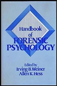 Handbook of Forensic Psychology (Wiley Series on Personality Processes) epub download