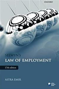 Selwyn's Law of Employment epub download