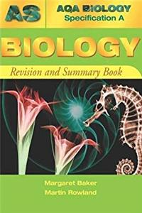 Aqa a As Biology Revision and Summary Book (Aqa Biology Specification a) epub download