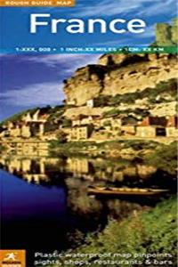 The Rough Guide Map to France (Rough Guide Country/Region Map) epub download
