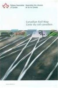 Canadian Railways Map (Chemins de Fer Canadiens) epub download