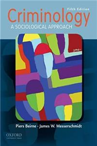 Criminology: A Sociological Approach epub download
