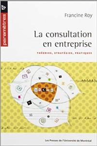 La Consultation En Entreprise: Theories, Strategies, Pratiques (Parametres) epub download