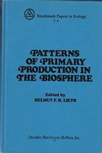 Patterns of Primary Production in the Biosphere (Benchmark papers in ecology ; 8) epub download