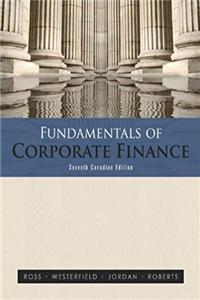 Fundamentals of Corporate Finance, Seventh Cdn Edition w/ Connect Access Card epub download