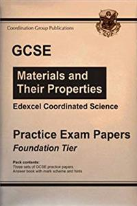 GCSE Edexcel Coordinated Science, Chemistry Practice Exam Papers: Foundation epub download