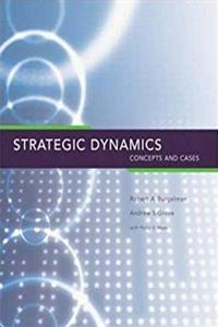 Strategic Dynamics: Concepts and Cases epub download
