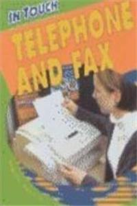Telephone and Fax (In Touch: Communicating Today) epub download