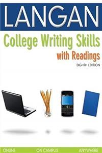 College Writing Skills with Readings, 8th Edition epub download
