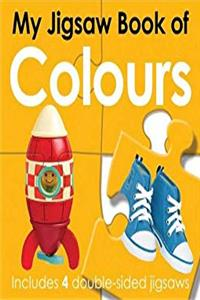 My Jigsaw Book of Colours: Jigsaw Books epub download