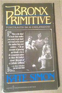 Bronx Primitive: Portraits in a Childhood epub download