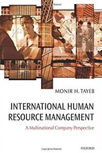 International Human Resource Management: A Multinational Company Perspective epub download