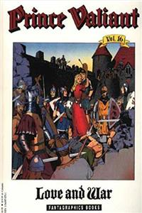Prince Valiant, Vol. 16 : Love and War epub download