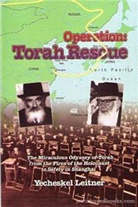 Operation--Torah rescue: The escape of the Mirrer Yeshiva from war-torn Poland to Shanghai, China (The Remembrance series) epub download